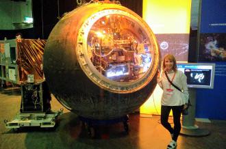 CSMiguel na Estação Espacial Europeia