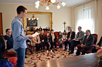 Colégio felicita o Sr. D. António Marto