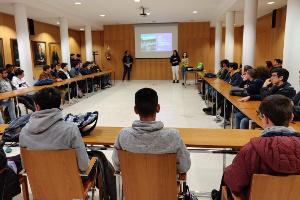 Visita de Estudo à Universidade de Aveiro e Fábrica Centro de Ciência Viva