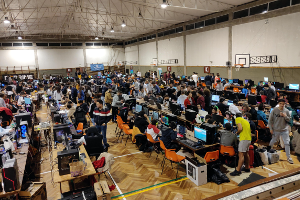 LanParty Solidária 2019