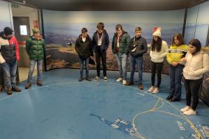 Alunos visitam o CERN